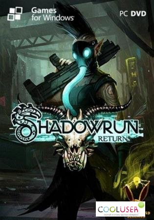 Shadowrun Returns (2013/ENG/RePack by R.G. Механики)