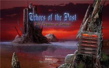 Echoes of the Past 5 The Kingdom of Despair Collector's Edition (2013)