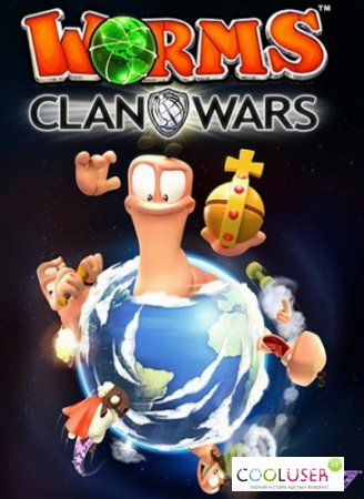 Worms Clan Wars (2013/ENG)