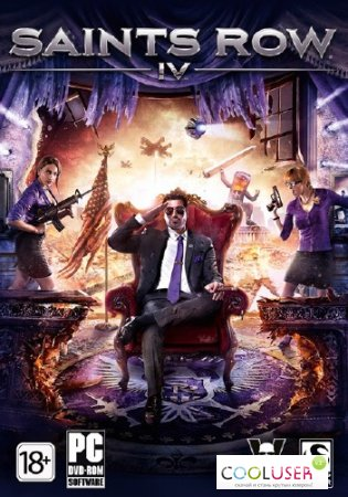 Saints Row IV + 4 DLC (2013/Eng/MULTi6/PC) Steam-Rip от R.G. Origami
