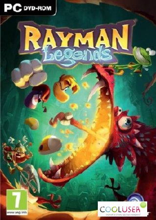 Rayman Legends (2013/RUS/Repack by FreeLeech)