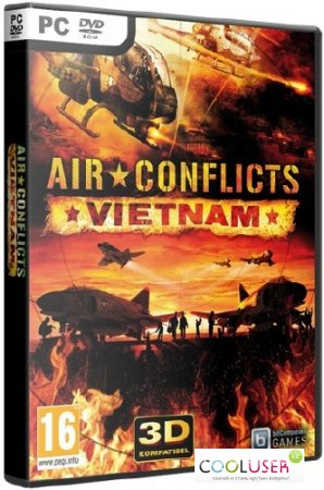 Air Conflicts: Vietnam (2013/RUS/ENG) RePack by R.G. Catalyst
