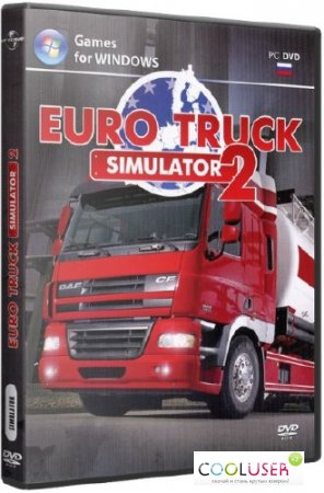 Euro Truck Simulator 2: Gold Bundle + TSM Map v1.6.0.0 (2012/RUS/ENG/MULTi34) RePack by Alexey Boomburum
