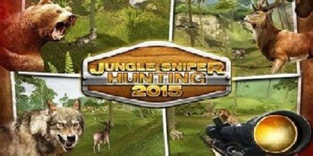 Jungle Sniper Hunting 2015 v1.5 APK