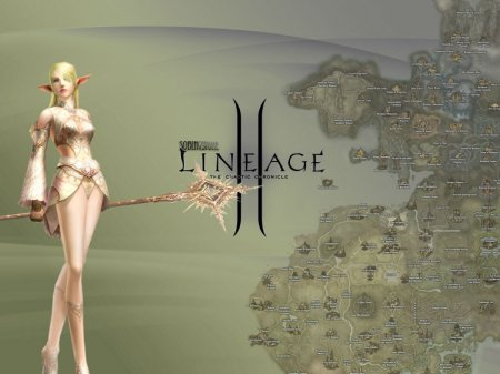����� �� ��������, ��� ������ � ������� ��� MMORPG. Lineage 2 Classic
