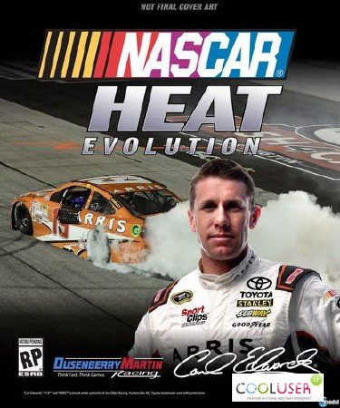 NASCAR Heat Evolution (Dusenberry Martin Racing) (2016/ENG/L) - CODEX