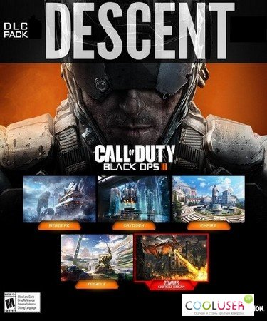 Call of Duty: Black Ops III - Descent DLC Pack: Gorod Krovi (2016/RUS/ENG/DLC)